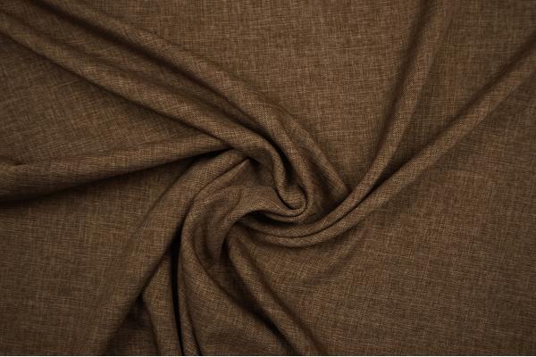 Stretch w kolorze brązowym