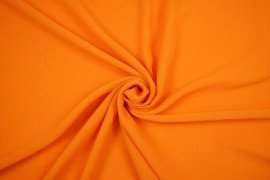 Szyfon w kolorze pomarańczowym