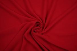 Szyfon w kolorze czerwonym