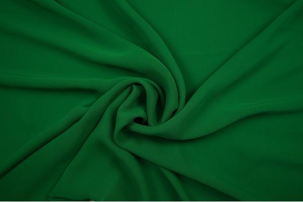 Szyfon w kolorze zielonym