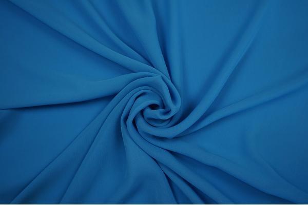 Szyfon w kolorze turkusowym