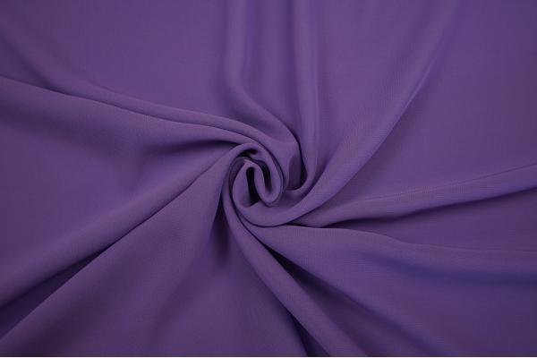 Szyfon w kolorze fioletowym