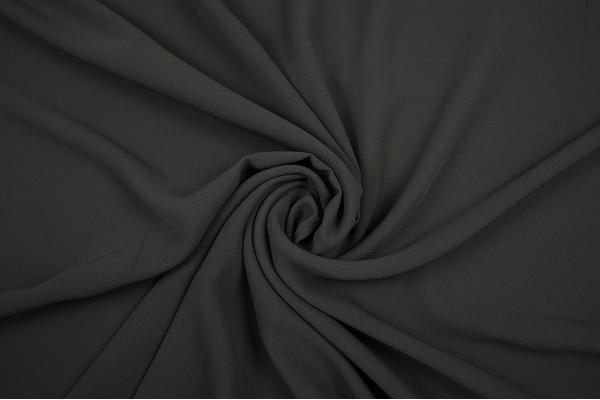 Szyfon w kolorze szarym
