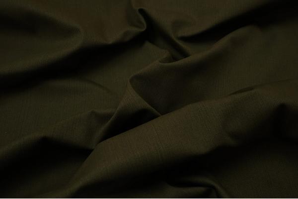 Jeans w kolorze zgniłej zieleni