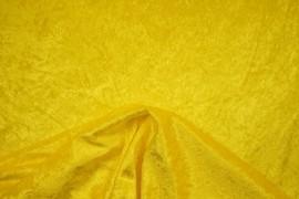 Welur w kolorze żółtym