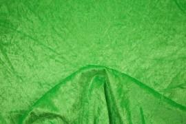 Welur w kolorze seledynowym