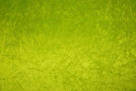 Welur w kolorze limonkowym