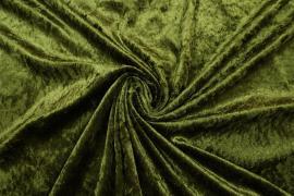 Welur w kolorze khaki