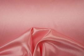 Satyna jedwabna w kolorze pudrowego różu