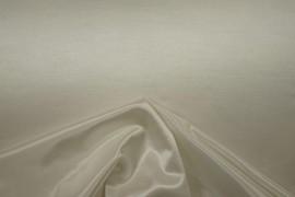 Satyna lycra w kolorze białym