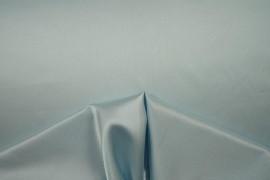 Satyna lycra w kolorze jasnobłękitnym