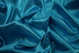 Satyna lycra w kolorze turkusowym