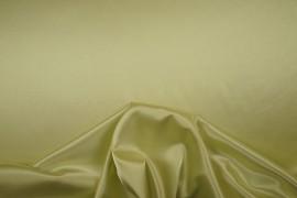 Satyna lycra w kolorze waniliowym