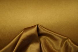 Satyna lycra w kolorze złotym