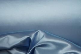 Satyna w kolorze błękitnym