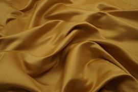 Satyna matowa w kolorze starego złota