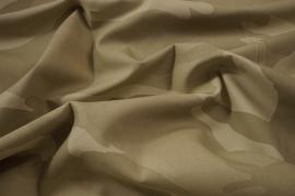 Tkanina kamuflażowa w jasnej kolorystyce