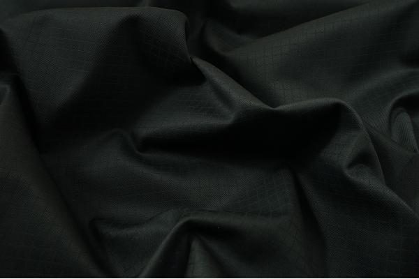 Tkanina kamuflażowa o splocie rip-stop w kolorze ciemnego petrolu
