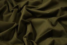 Tkanina kamuflażowa - twill w kolorze oliwkowym