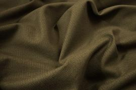 Tkanina bawełniana w kolorze khaki