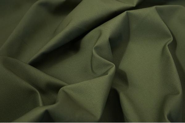 Tkanina kamuflażowa w kolorze oliwkowym