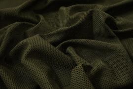 Tkanina kamuflażowa - siatka w kolorze khaki