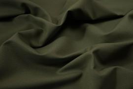 Bawełna panama w kolorze khaki