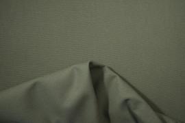 Bawełna panama w kolorze szarooliwkowym