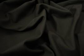 Bawełna panama w kolorze ciemnopopielatym