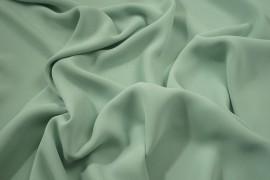 Tkania żorżeta w kolorze jasnomiętowym