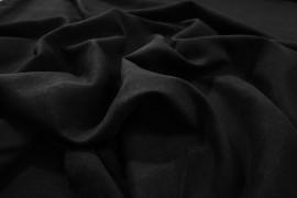 Tkania sukienkowa w kolorze czarnym