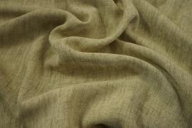 Tkanina nylonowa w kolorze zielonego melanżu