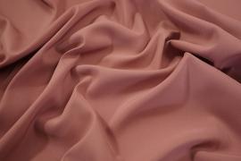 Tkanina sukienkowa z dodatkiem lycry w kolorze brudnego różu