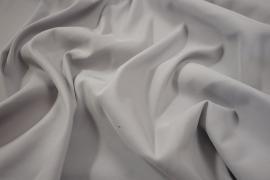 Tkanina sukienkowa z dodatkiem lycry w kolorze szarym