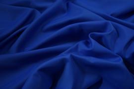 Tkanina sukienkowa z domieszką lycry w kolorze chabrowym