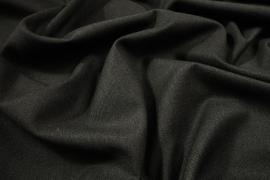 Tkanina sukienkowa z dodatkiem wiskozy w kolorze popielatym
