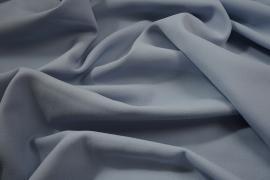 Tkanina sukienkowa z domieszką lycry w kolorze błękitnym