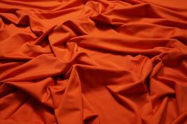 Lycra w kolorze pomarańczowym