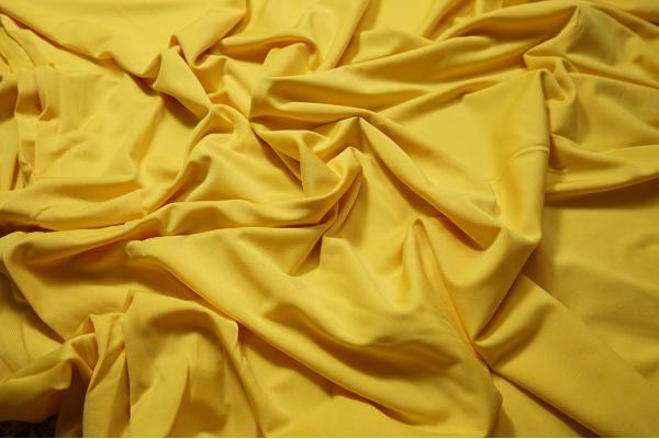 Lycra w kolorze żółtym