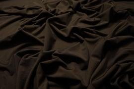 Lycra w kolorze brązowym