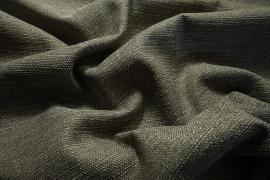 Tkanina tapicerska w kolorze szarozielonym