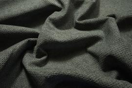 Tkanina tapicerska w kolorze stalowym