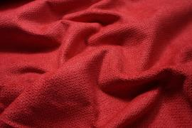 Tkanina tapicerska w kolorze karmazynowym