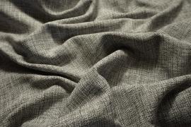 Tkanina tapicerska w kolorze szarego melanżu