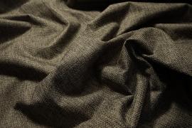 Tkanina tapicerska w kolorze zielono-brązowym