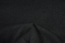Tkanina wełniana w kolorze grafitowym