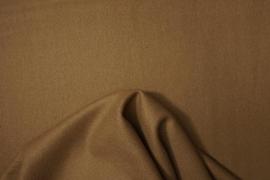 Tkanina wełniana w kolorze ciemnobeżowym