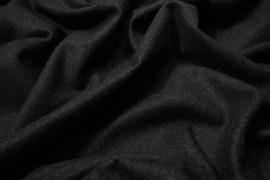 Tkanina wełniana - kolor grafitowy
