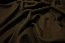 Wełna w kolorze ciemnej oliwki