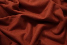 Wełna w kolorze rudym